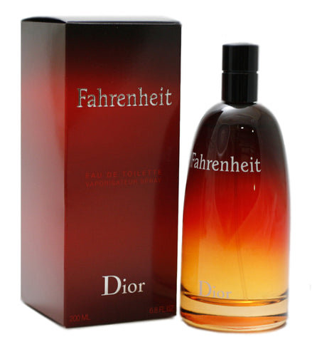 FA41M - Fahrenheit Eau De Toilette for Men - Spray - 6.8 oz / 200 ml