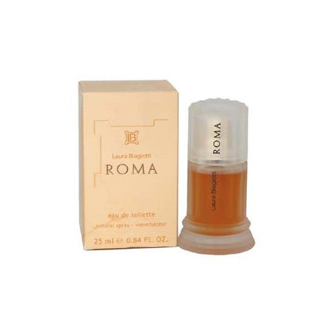 RO85 - Laura Biagiotti Roma Eau De Toilette for Women | 0.84 oz / 25 ml - Spray