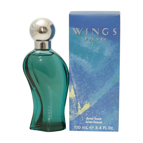 WI27M - Wings Aftershave for Men - 3.4 oz / 100 ml