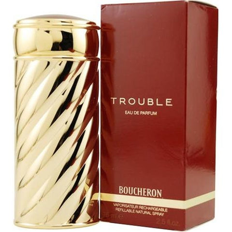 TRO25 - Trouble Eau De Parfum for Women - Spray - 2.5 oz / 75 ml - Refillable