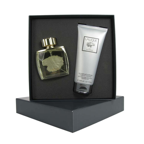 LA524M - Lalique 2 Pc. Gift Set for Men