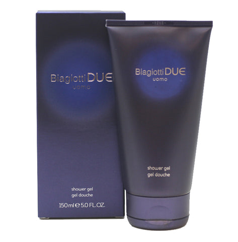 BIAD21M - Biagiotti Due Uomo Shower Gel for Men - 5 oz / 150 g