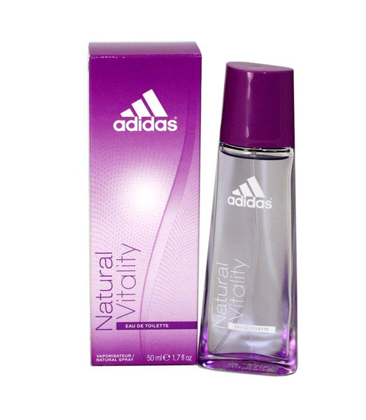 ADN17 - Adidas Natural Vitality Eau De Toilette for Women - Spray - 1.7 oz / 50 ml