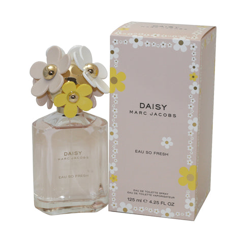 DESF42 - Daisy Eau So Fresh Eau De Toilette for Women - 4.25 oz / 125 ml Spray