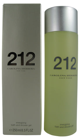 AA213 - 212 Bath & Shower Gel for Women - 8.5 oz / 250 ml