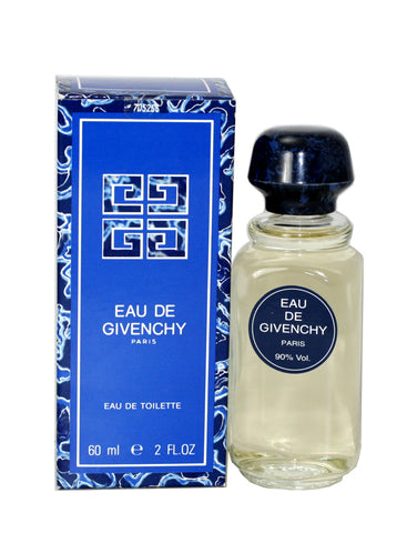 EA201 - Eau De Givenchy Eau De Toilette for Women - Splash - 2 oz / 60 ml