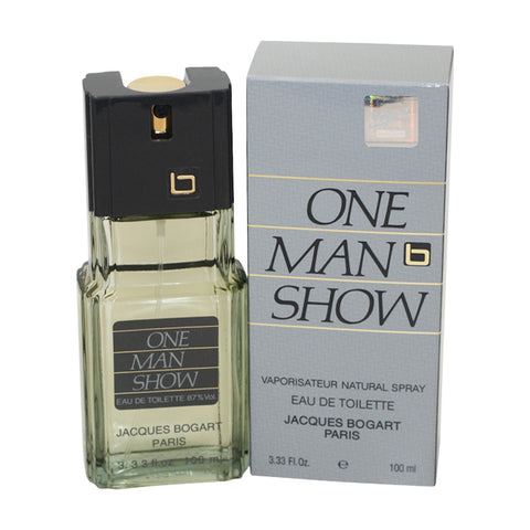ON01M - One Man Show Eau De Toilette for Men - 3.3 oz / 100 ml Spray