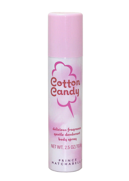 COT52 - Cotton Candy Deodorant for Women - Body Spray - 2.5 oz / 75 ml
