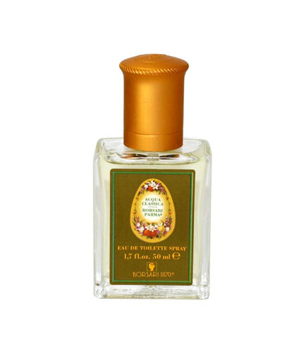 ACQ14MT - Acqua Classica Borsari Parma Eau De Toilette for Men - Spray - 1.7 oz / 50 ml - Tester