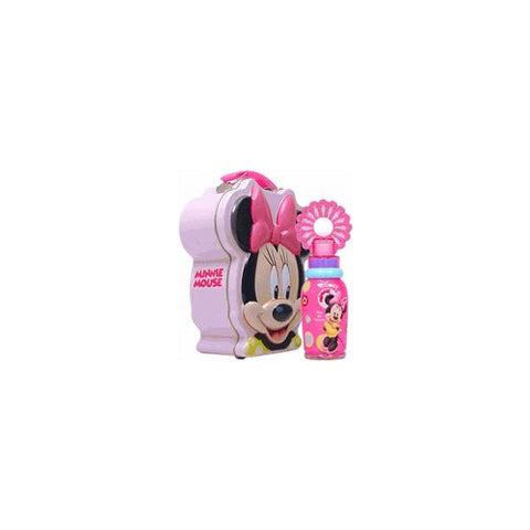 MIN12-P - Minnie Mouse Fragrance & Collector's Tin for Women - Mini