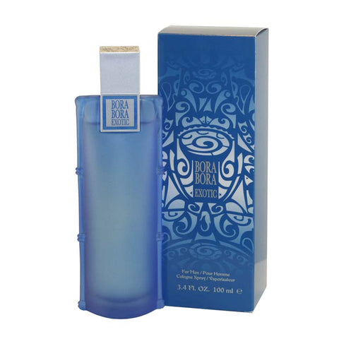 BBX34M - Bora Bora Exotic Cologne for Men - 3.4 oz / 100 ml Spray