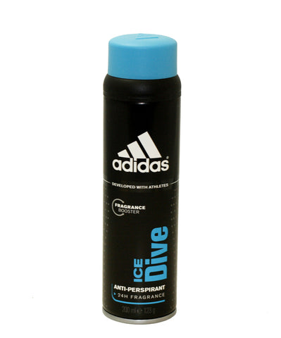 AD50M - Adidas Ice Dive 24 Hour Anti-Perspirant for Men - 6.8 oz / 200 ml