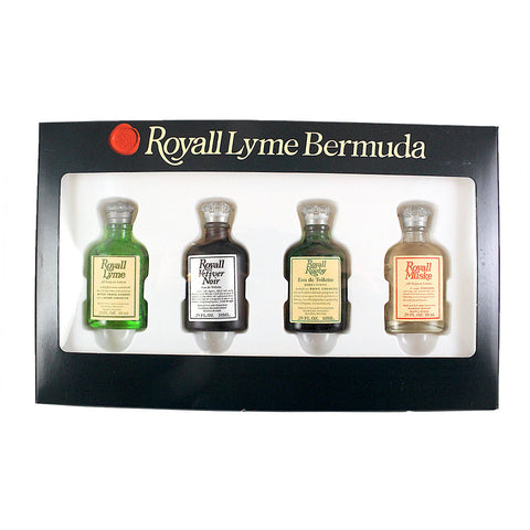 RS96M - Royall Fragrances Collection 4 Pc. Gift Set for Men