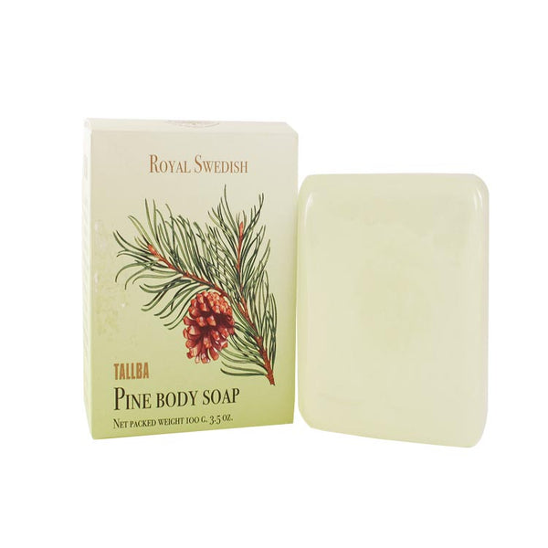 VIC18 - Talba Pine Soap for Women - 3.5 oz / 100 ml