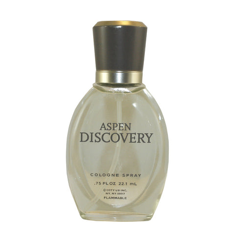ASD13U - Aspen Discovery Cologne for Men - 0.75 oz / 22.1 ml Spray Unboxed