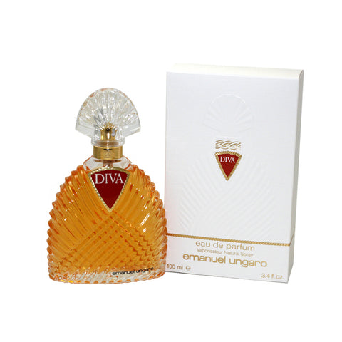 DI50 - Diva Eau De Parfum for Women - 3.4 oz / 100 ml Spray