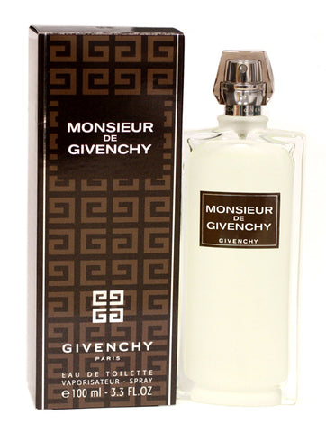 MO61M - Monsieur De Givenchy Aftershave for Men - 3.3 oz / 100 ml