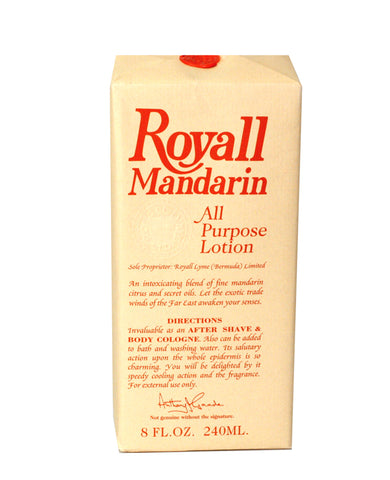 RM23M - Royall Mandarin Of Bermuda Cologne for Men - 8 oz / 240 ml Spray