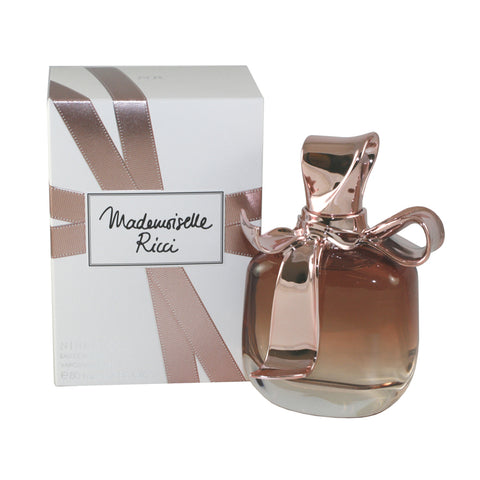 MR11M - Mademoiselle Ricci Eau De Parfum for Women - 2.7 oz / 80 ml Spray