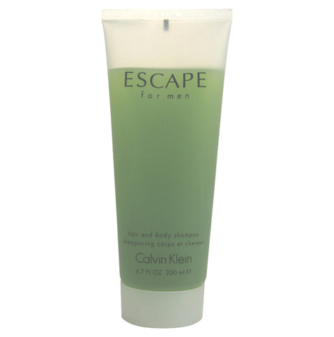 ES655M - Escape Hair & Body Shampoo for Men - 6.7 oz / 200 ml