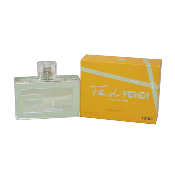 FAE25 - Fan Di Fendi Eau Fraiche Eau De Toilette for Women - 2.5 oz / 75 ml Spray