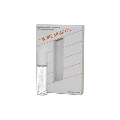 WM13 - Great Pretenders White Musk Perfume Oil for Women | 0.33 oz / 10 ml (mini)