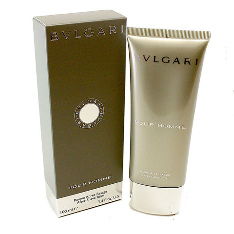 BV407M - Bvlgari Pour Homme Aftershave for Men - 3.4 oz / 100 ml Balm