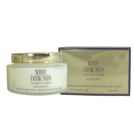 WH07 - White Diamonds Body Cream for Women - 8.4 oz / 250 ml