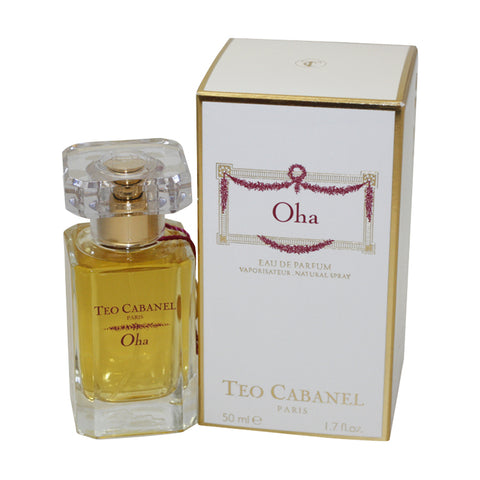 TEOH17 - Teo Cabanel Oha Eau De Parfum for Women - Spray - 1.7 oz / 50 ml
