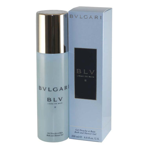 BVB31W - Bvlgari Blv Ii Bath & Shower Gel for Women - 6.7 oz / 200 ml
