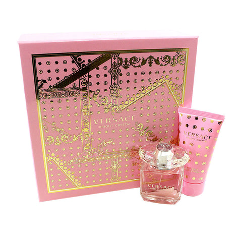 BER74 - Versace Bright Crystal 2 Pc. Gift Set for Women