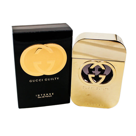 GGI21 - Gucci Guilty Intense Eau De Parfum for Women - 2.5 oz / 75 ml Spray