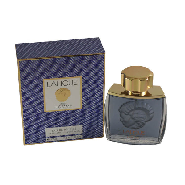 LA548M - Lalique Le Faune Eau De Toilette for Men - Spray - 2.5 oz / 75 ml