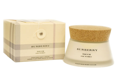 BU158 - Burberry Touch Body Cream for Women - 6.6 oz / 200 ml