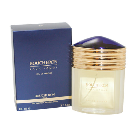 BO44M - Boucheron Eau De Parfum for Men - 3.3 oz / 100 ml Spray