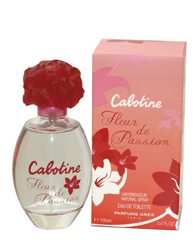 FDP34 - Fleur De Passion Eau De Toilette for Women - 3.4 oz / 100 ml Spray