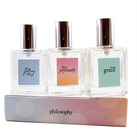 PHT03 - Philosophy Variety 3 Pc. Gift Set for Women