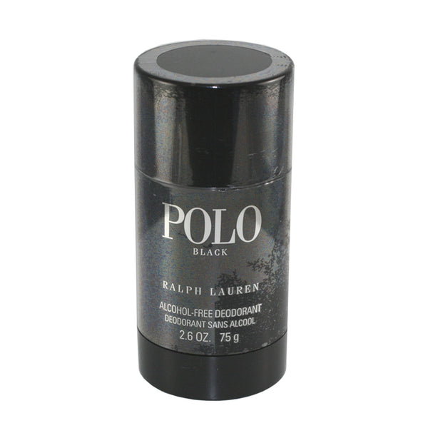 POB2M - Polo Black Deodorant for Men - 2.6 oz / 75 g