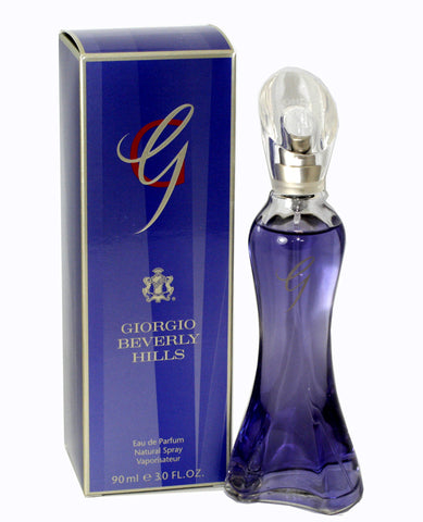 GI02 - G Giorgio Eau De Parfum for Women - 3 oz / 90 ml Spray