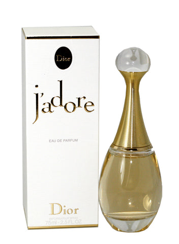 JAD25 - J'Adore Eau De Parfum for Women - 2.5 oz / 75 ml Spray
