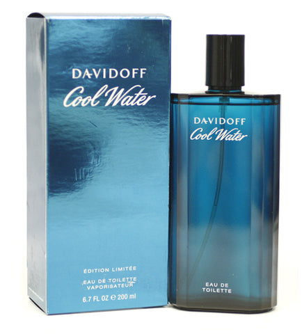 CO486M - Cool Water Eau De Toilette for Men - 6.7 oz / 200 ml Spray