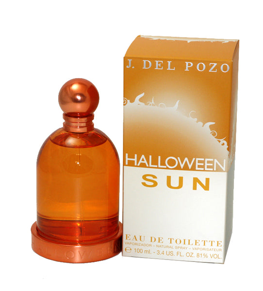 HS34 - Halloween Sun Eau De Toilette for Women - 3.4 oz / 100 ml Spray