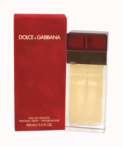 DO02 - Dolce & Gabbana Eau De Toilette for Women - Spray - 3.4 oz / 100 ml