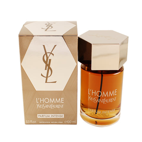 LHOI33M - L'Homme Yves Saint Laurent Parfum Intense Parfum for Men - 3.3 oz / 100 ml