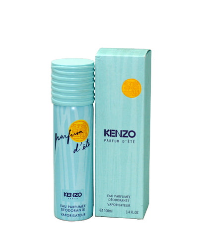 KE45 - Kenzo Parfum D Ete Deodorant for Women - Spray - 3.4 oz / 100 ml