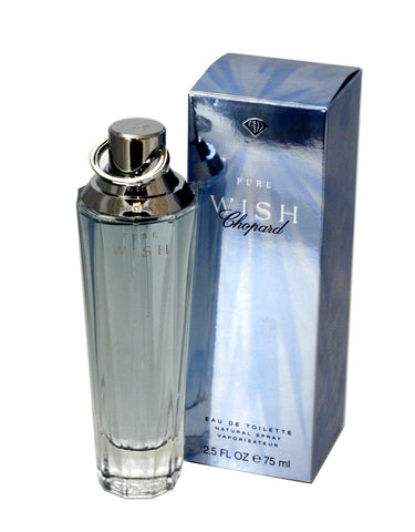 WI348 - Pure Wish Eau De Toilette for Women - Spray - 2.5 oz / 75 ml