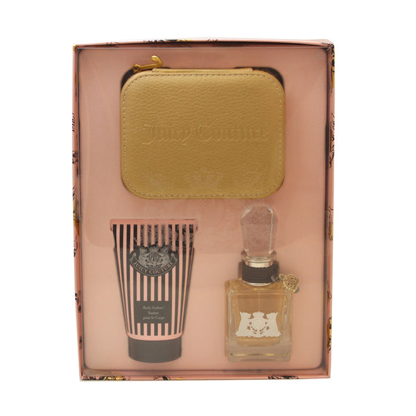 JUI49 - Juicy Couture 3 Pc. Gift Set for Women