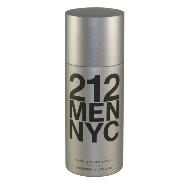 AA27M - 212 Deodorant for Men - Spray - 5 oz / 150 ml