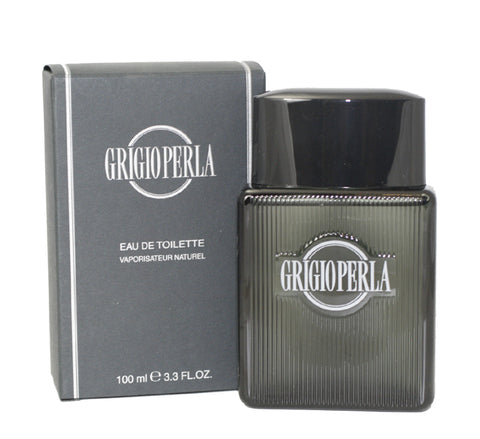 GRI33 - Grigioperla Eau De Toilette for Men - Spray - 3.3 oz / 100 ml
