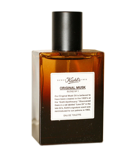 KIE15 - Kiehl's Kiehl'S Original Musk Blend No 1 Eau De Toilette for Women Spray - 1.7 oz / 50 ml - Unboxed
